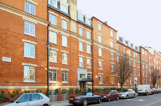 Marble Arch Apartments Harrowby Street W1